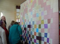 Unveiling the Quilt